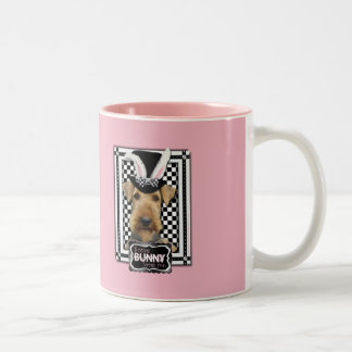 Easter - Some Bunny Loves You - Airedale Mugs