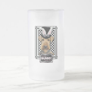 Easter - Some Bunny Loves You - Airedale Mug