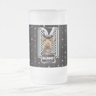 Easter - Some Bunny Loves You - Airedale Coffee Mug