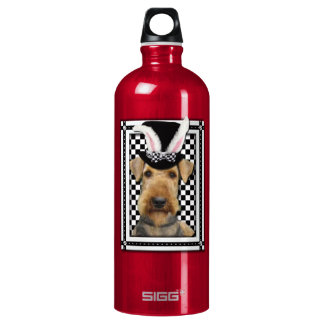 Easter - Some Bunny Loves You - Airedale SIGG Traveler 1.0L Water Bottle