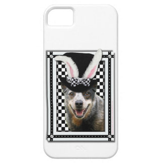 Easter Some Bunny Loves You  Australian Cattle Dog iPhone SE/5/5s Case