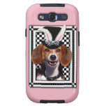 Easter - Some Bunny Loves You - Beagle Samsung Galaxy S3 Cases