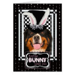 Easter - Some Bunny Loves You - Bernie Greeting Card