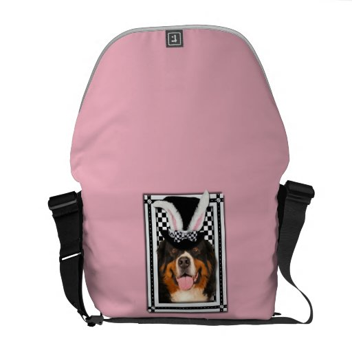 Easter - Some Bunny Loves You - Bernie Courier Bag