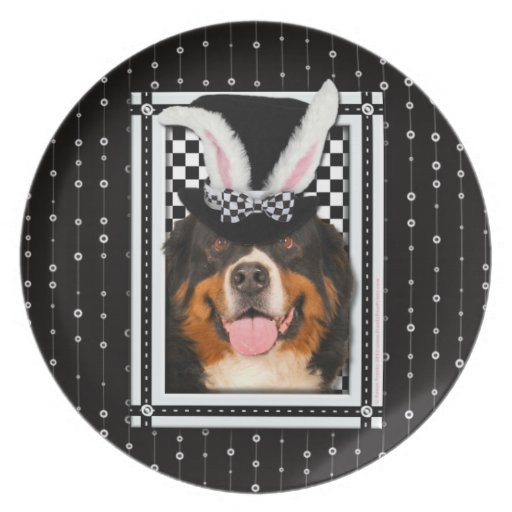 Easter - Some Bunny Loves You - Bernie Plates