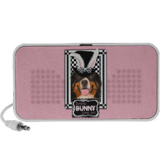 Easter - Some Bunny Loves You - Bernie iPhone Speakers