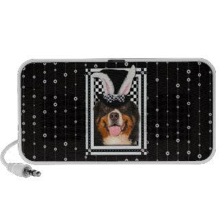 Easter - Some Bunny Loves You - Bernie Laptop Speaker