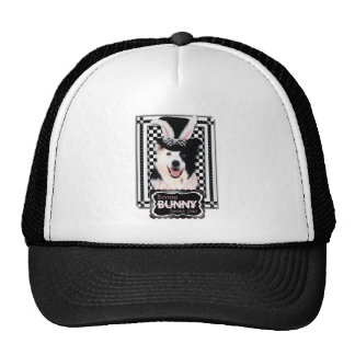 Easter - Some Bunny Loves You - Border Collie Trucker Hat