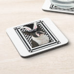 Easter - Some Bunny Loves You - Boston Terrier Drink Coasters