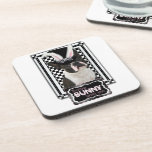 Easter - Some Bunny Loves You - Boston Terrier Beverage Coaster