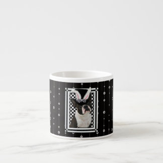 Easter - Some Bunny Loves You - Boston Terrier Espresso Cup