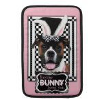 Easter - Some Bunny Loves You - Boxer MacBook Sleeve