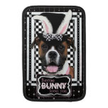 Easter - Some Bunny Loves You - Boxer MacBook Sleeves