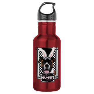 Easter - Some Bunny Loves You - Boxer 18oz Water Bottle