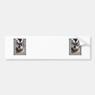 Easter - Some Bunny Loves You - Bulldog Car Bumper Sticker