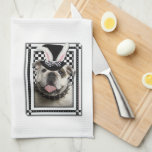 Easter - Some Bunny Loves You - Bulldog Kitchen Towel