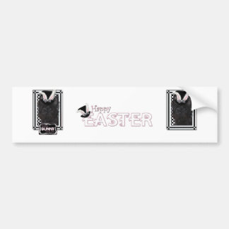 Easter - Some Bunny Loves You - Cairn Terrier Car Bumper Sticker