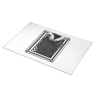 Easter - Some Bunny Loves You - Cairn Terrier Placemat