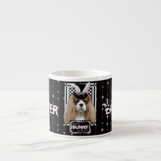 Easter - Some Bunny Loves You - Cavalier Blenheim Espresso Cup