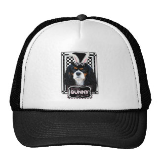 Easter - Some Bunny Loves You - Cavalier Trucker Hat