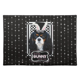 Easter - Some Bunny Loves You - Cavalier Placemat