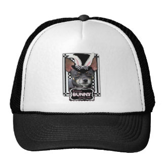 Easter - Some Bunny Loves You - Chihuahua Trucker Hat