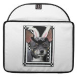Easter - Some Bunny Loves You - Chihuahua MacBook Pro Sleeves