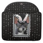 Easter - Some Bunny Loves You - Chihuahua Sleeves For MacBooks