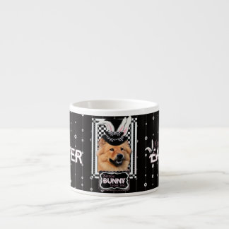 Easter - Some Bunny Loves You - Chow Chow Espresso Cup