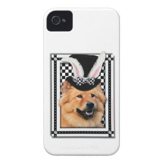 Easter - Some Bunny Loves You - Chow Chow iPhone 4 Cover