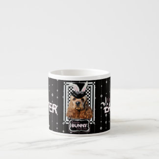 Easter - Some Bunny Loves You - Cocker Spaniel Espresso Cup