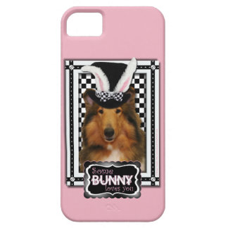Easter - Some Bunny Loves You - Collie Natalie iPhone SE/5/5s Case