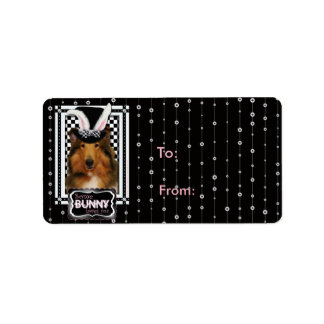 Easter - Some Bunny Loves You - Collie Natalie Label