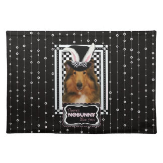 Easter - Some Bunny Loves You - Collie Natalie Placemat