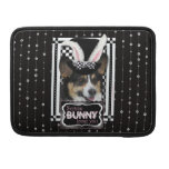 Easter - Some Bunny Loves You - Corgi MacBook Pro Sleeves
