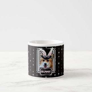 Easter - Some Bunny Loves You - Corgi Owen Espresso Cup