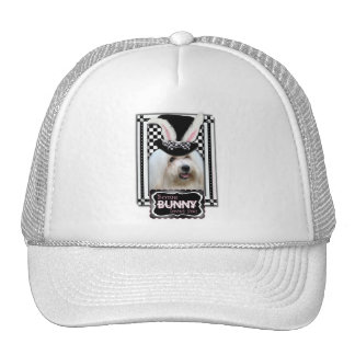 Easter - Some Bunny Loves You - Coton de Tulear Trucker Hat