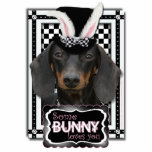 Easter - Some Bunny Loves You - Dachshund Photo Cut Outs