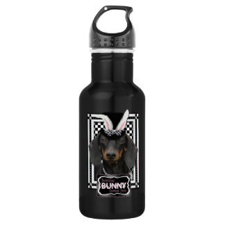 Easter - Some Bunny Loves You - Dachshund Stainless Steel Water Bottle