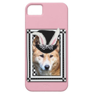 Easter - Some Bunny Loves You - Dingo iPhone SE/5/5s Case