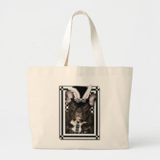 Easter - Some Bunny Loves You - French Bulldog Bag