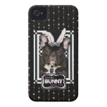 Easter - Some Bunny Loves You - French Bulldog iPhone 4 Covers