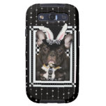 Easter - Some Bunny Loves You - French Bulldog Samsung Galaxy S3 Cover