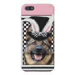 Easter - Some Bunny Loves You - German Shepherd Cover For iPhone 5