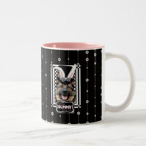 Easter - Some Bunny Loves You - German Shepherd Mug