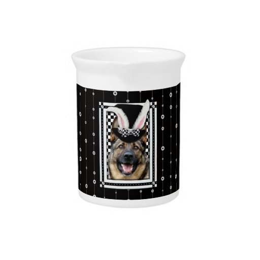 Easter - Some Bunny Loves You - German Shepherd Pitchers