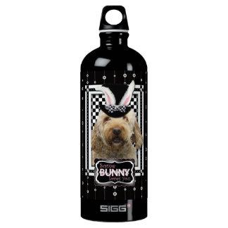 Easter - Some Bunny Loves You - GoldenDoodle Water Bottle
