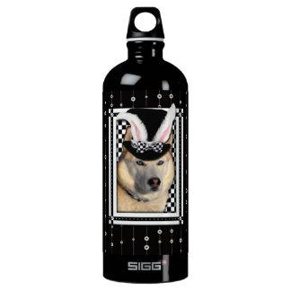 Easter - Some Bunny Loves You - Husky Aluminum Water Bottle
