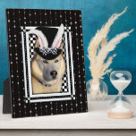 Easter - Some Bunny Loves You - Husky Photo Plaque
