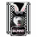 Easter - Some Bunny Loves You - Husky Acrylic Cut Out